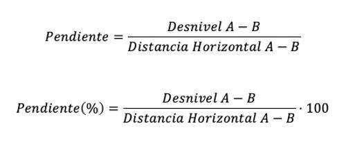 4 formula pendiente