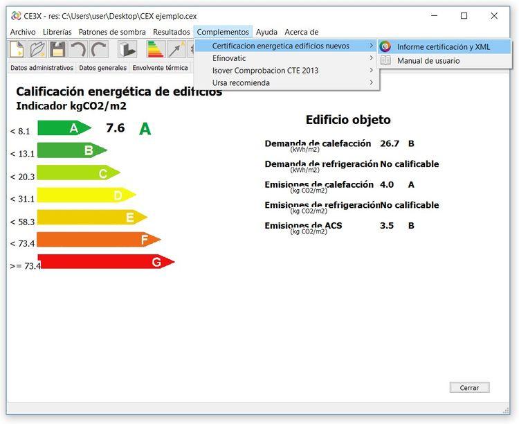 ce3x certificacion energetica de edificios paso 10