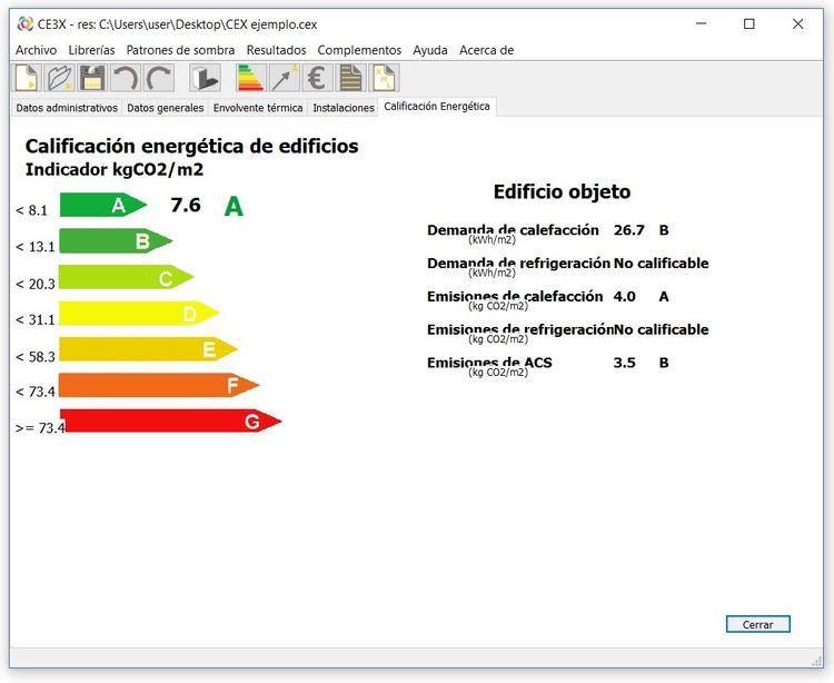 ce3x certificacion energetica de edificios paso 6