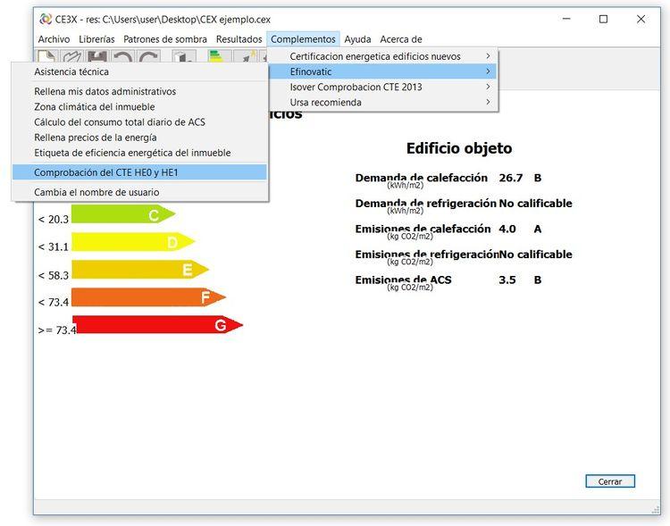 ce3x certificacion energetica de edificios paso 7