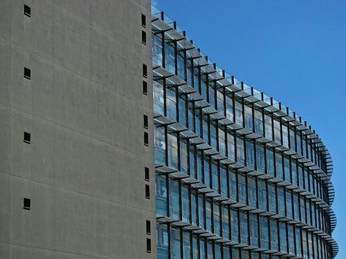 edificio moderno viviendas ite
