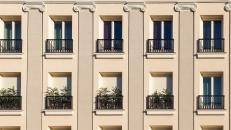 Orientación de las fachadas en España