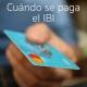 Cuándo se paga el IBI