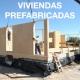 Casas prefabricadas eficientes energéticamente