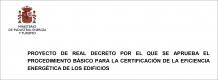 Real Decreto de Certificación Energética: más aspectos importantes
