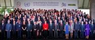 Pasar de las intenciones a la acción, repiten los líderes en Río+20