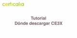 Videotutorial: Dónde descargar CE3X