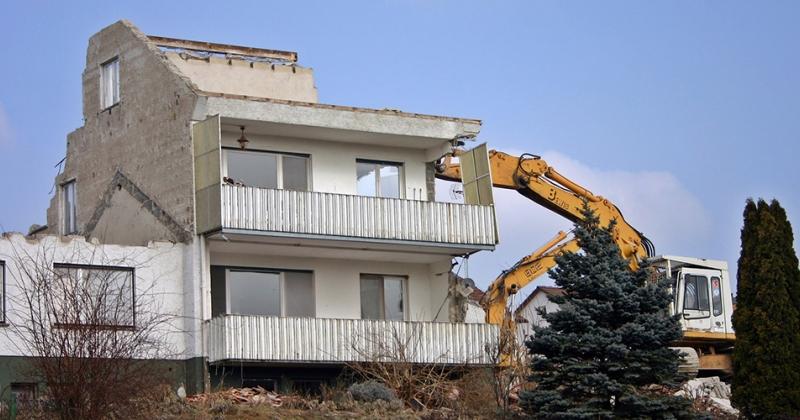 Cu nto cuesta derribar una casa - Cuanto cuesta una casa contenedor ...