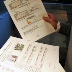 Ejemplo de certificado de eficiencia energética