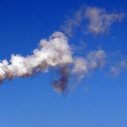 Reducción de emisiones en una oficina