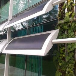 ¿Qué son las fachadas inteligentes?