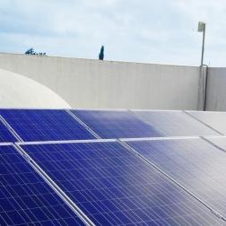 ¿Qué es la calefacción solar?