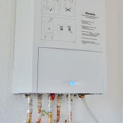 Eficiencia energética de las calderas de condensación