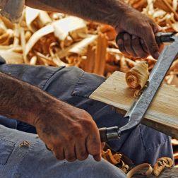 Licencia de actividad para una carpintería
