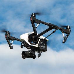 Levantamiento topográfico con drones