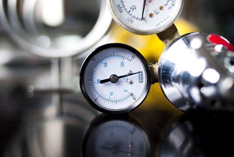 instalación de aire comprimido en un taller