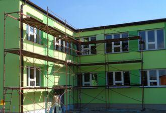 ¿Se necesita permiso para pintar la fachada?