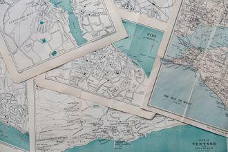 Diferencia entre plano y mapa