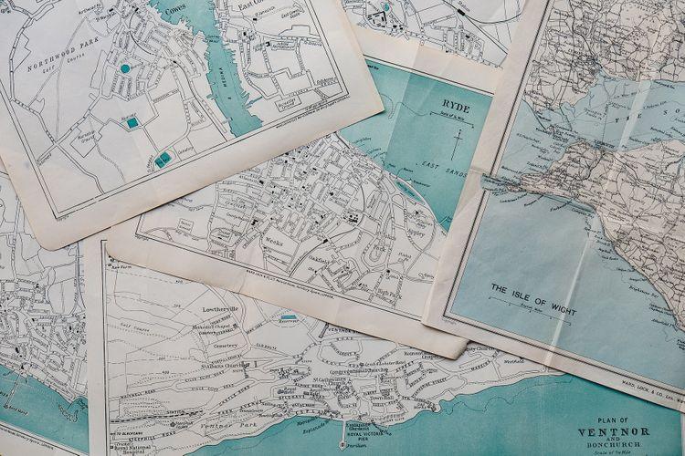 mapa geografico y mapa topografico