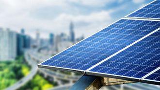 Placas solares ilegales en España