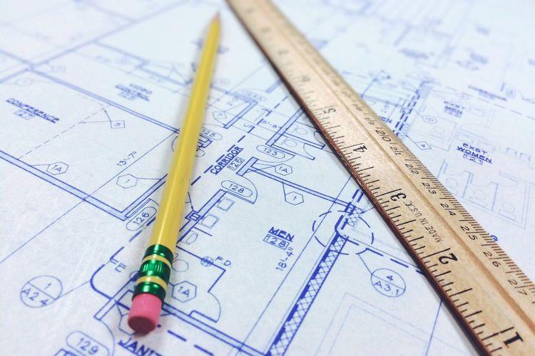plano proyecto reforma arquitectura