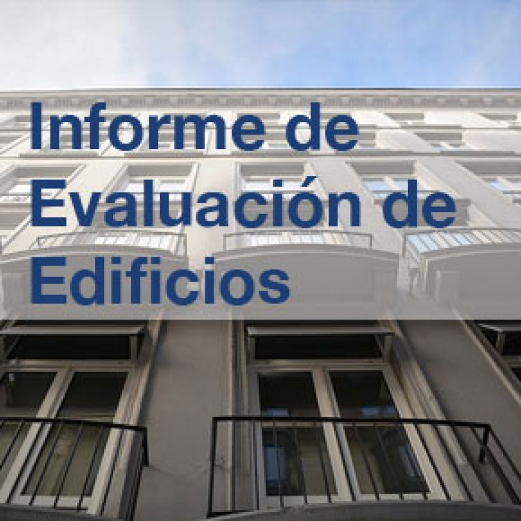 Informe de Evaluación de Edificios IEE
