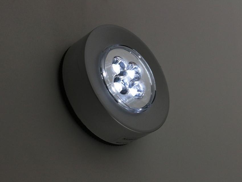 luz led para casa