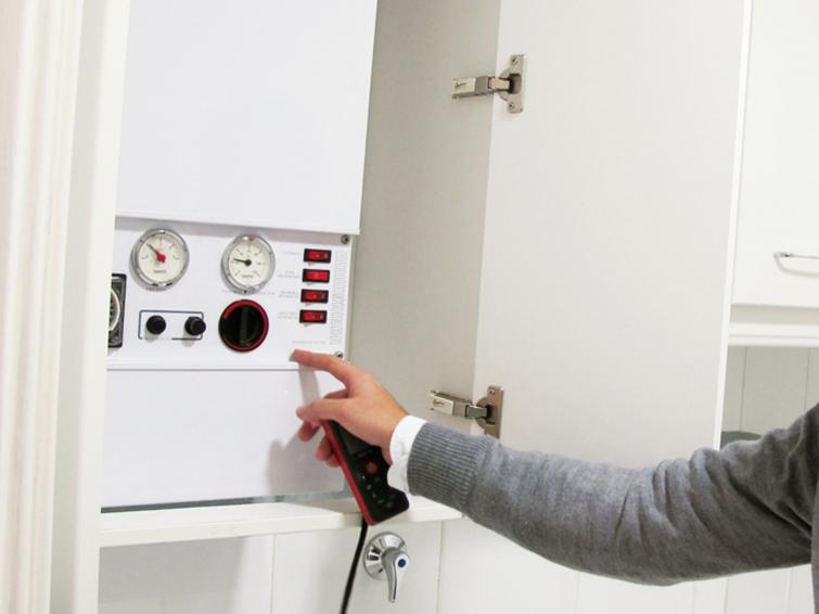 Calentadores de agua el ctricos c mo funcionan for Como funcionan las calderas de gas