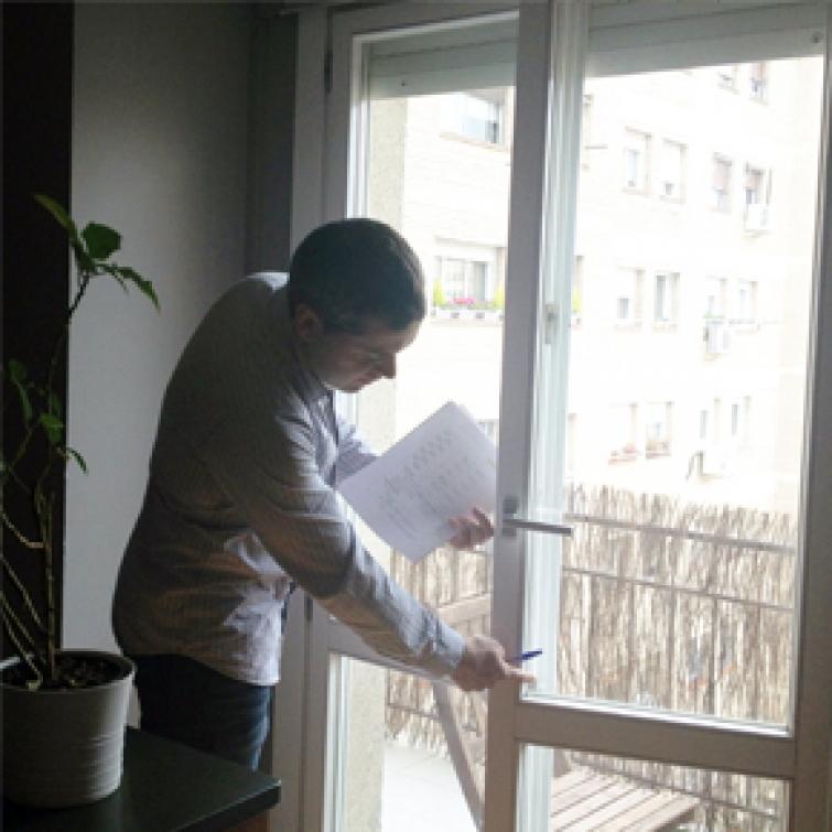 inspeccion certificado energetico