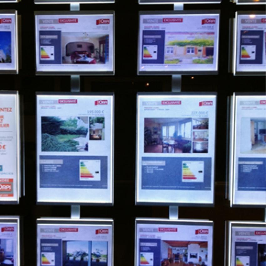 Inspecciones a las agencias inmobiliarias que anuncian sin etiqueta energética en Cataluña
