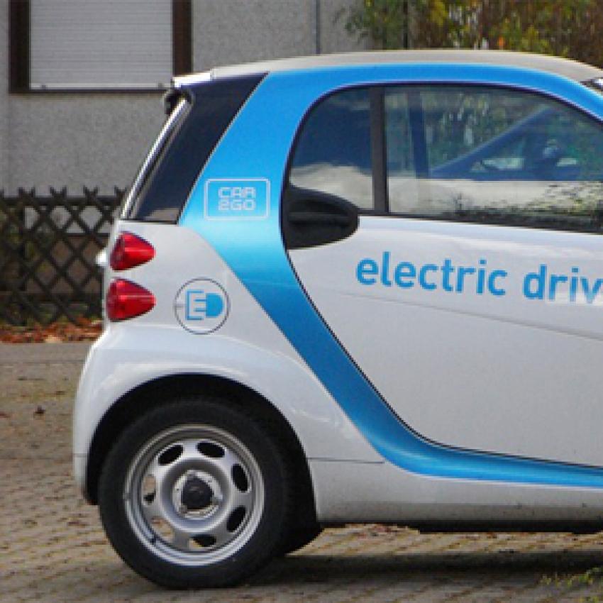 Ahorro de energía gracias al coche eléctrico