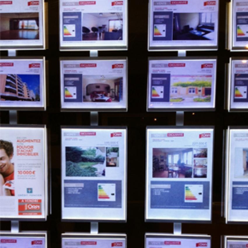 La calificación energética de edificios, cuándo y cómo mostrarla