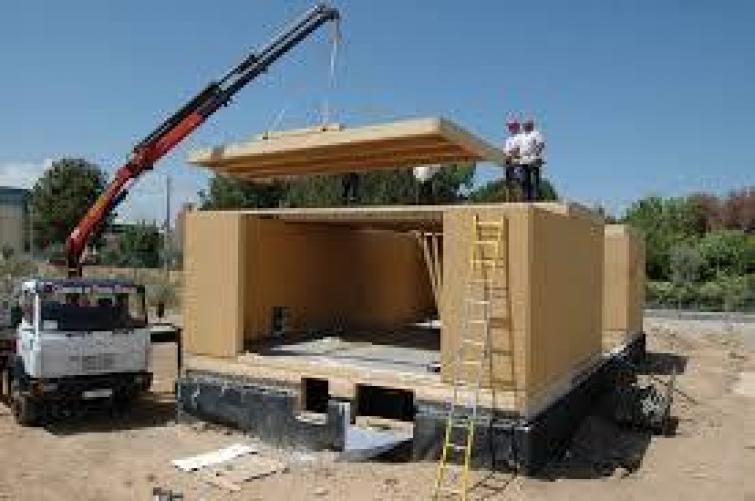 Casas prefabricadas eficientes energ ticamente - Casas ecologicas prefabricadas precios ...