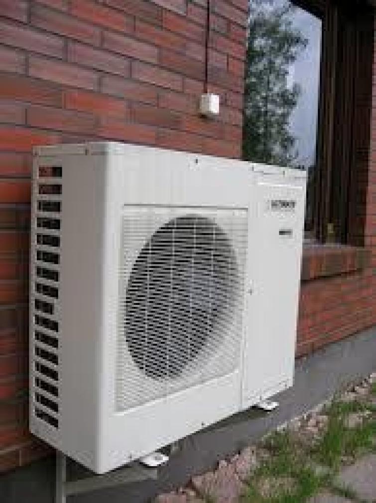 aire acondicionado central