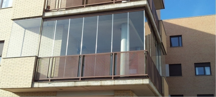 C mo afectan los cerramientos a la certificaci n energ tica - Cerramientos de balcones ...