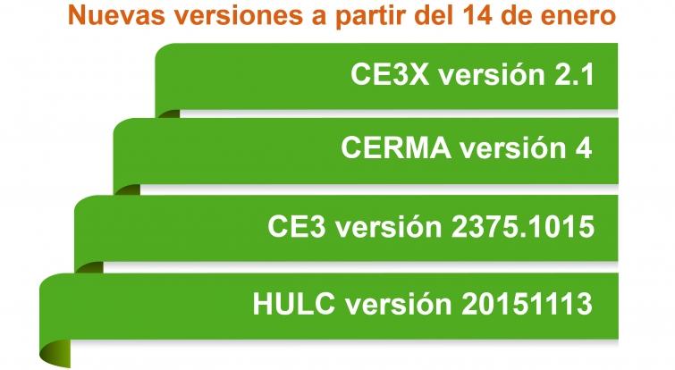 CE3X, ¿Qué cambia en la versión 2.1?