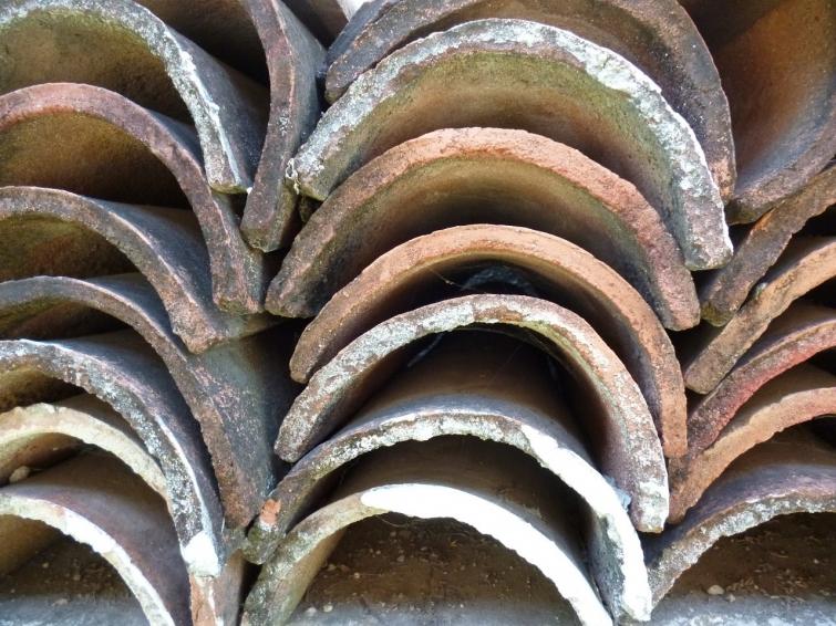 renovacion de cubiertas con teja ceramica