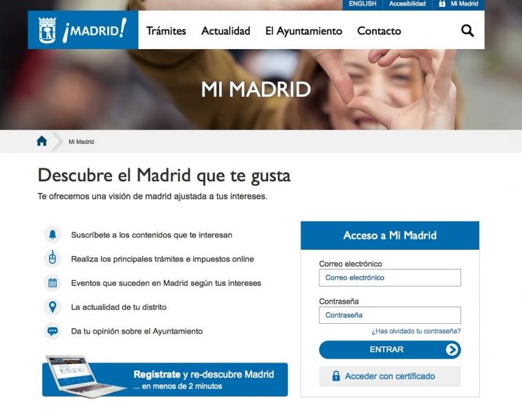 tramitar licencia ayuntamiento de madrid
