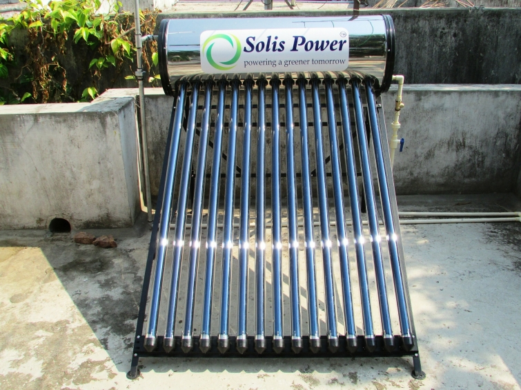 captadores solares agua caliente