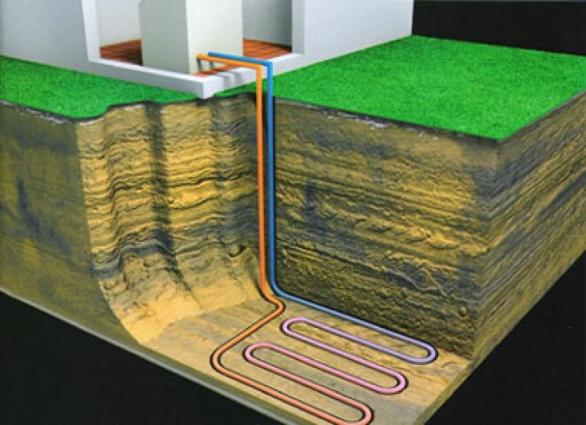 geotermia instalacion energia geotermica