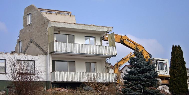 Cu nto cuesta derribar una casa for Cuanto cuesta reformar una casa