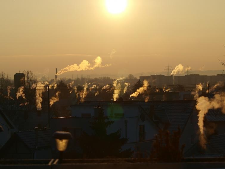 Emisiones de CO2 en las CCAA españolas
