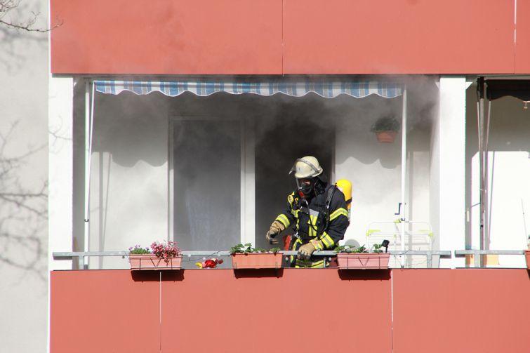 ¿Cuál es la indemnización por incendio en una vivienda?
