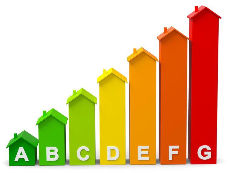 ¿Qué información básica contienen las etiquetas energéticas?