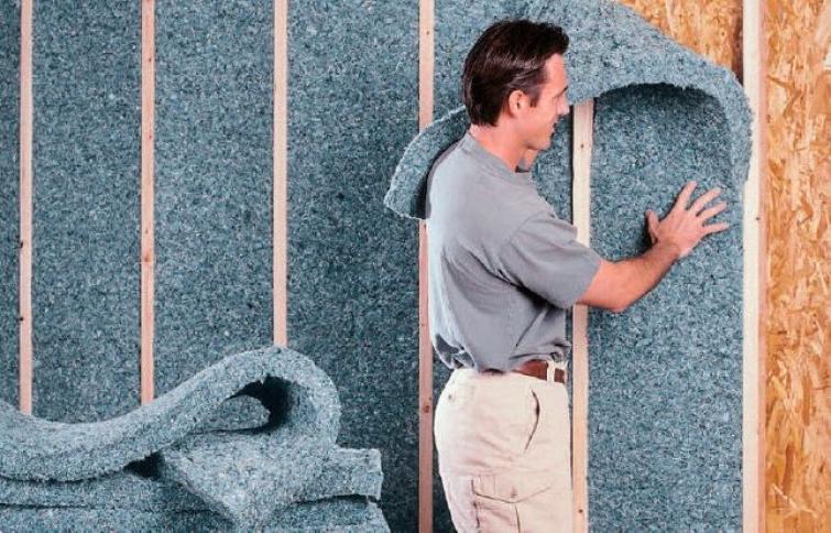 Aislantes t rmicos naturales - Aislante acustico para paredes ...