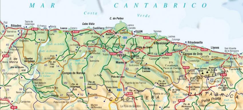 certificado energetico en Asturias