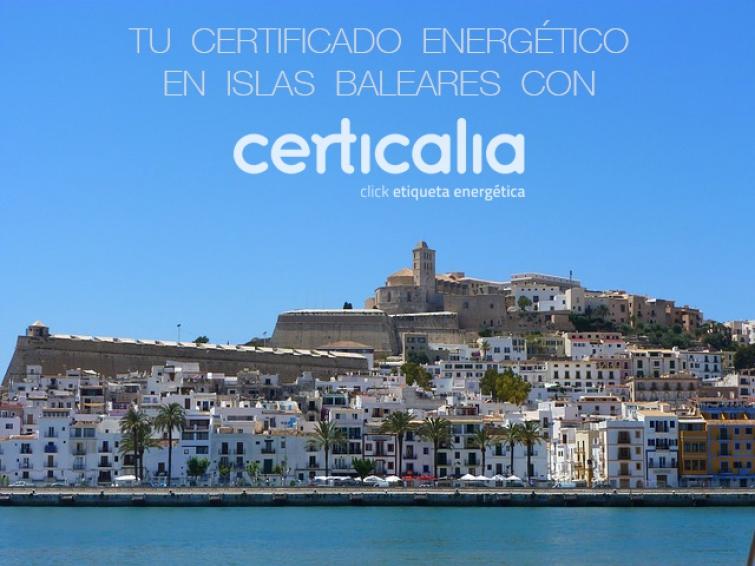 certificacion energetica islas baleares