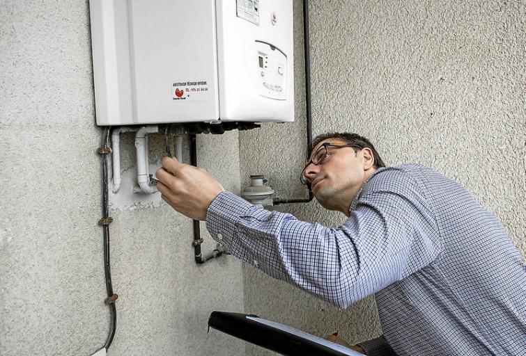 certificado energetico visita al inmueble