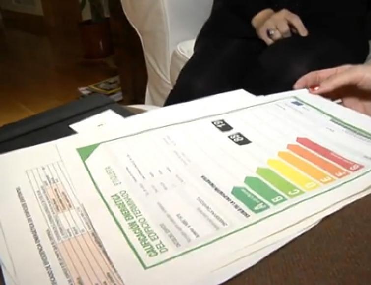Ejemplo de certificado de eficiencia energ tica for Certificado energetico en santander