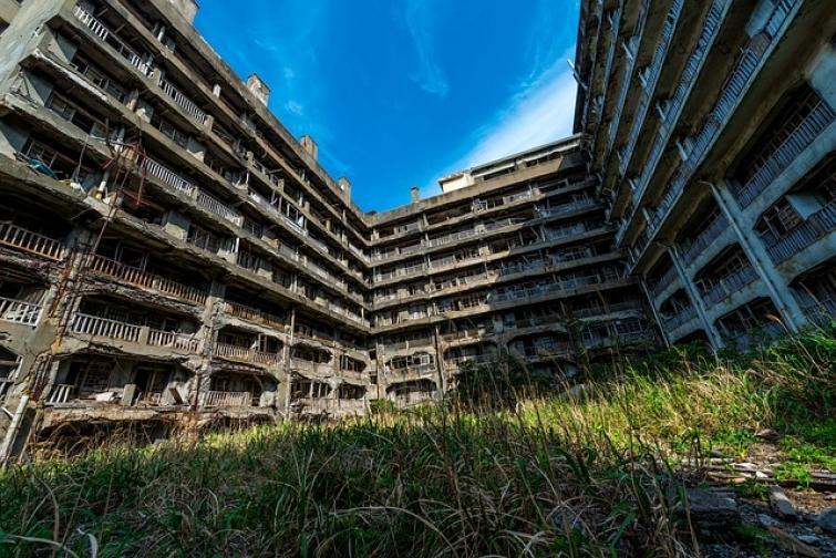 ruinas edificios
